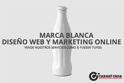 Marca Blanca marketing online y Diseño Web