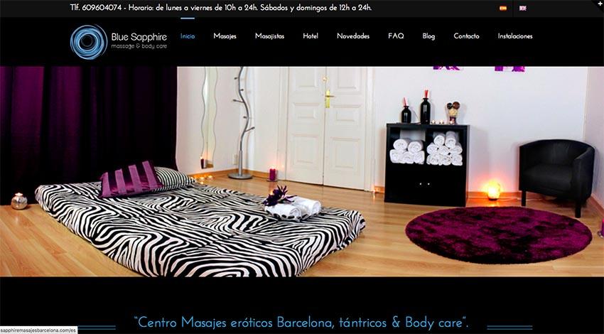 sitio web masaje erótico sexo