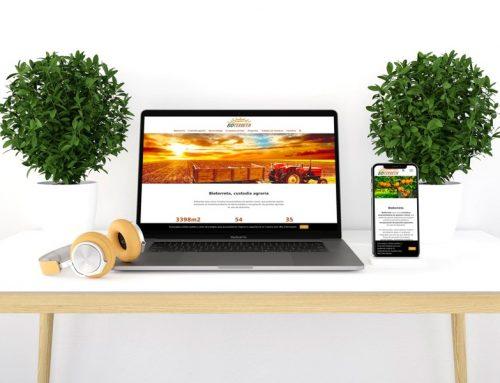 Página Web Corporativa Bioterreta